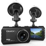 "Qwoo 1080p 3"" LCD Car Dashboard Dash Camera Review"
