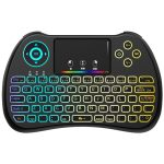 Mini Wireless Keyboard And Mouse Backlit Combo Review H9