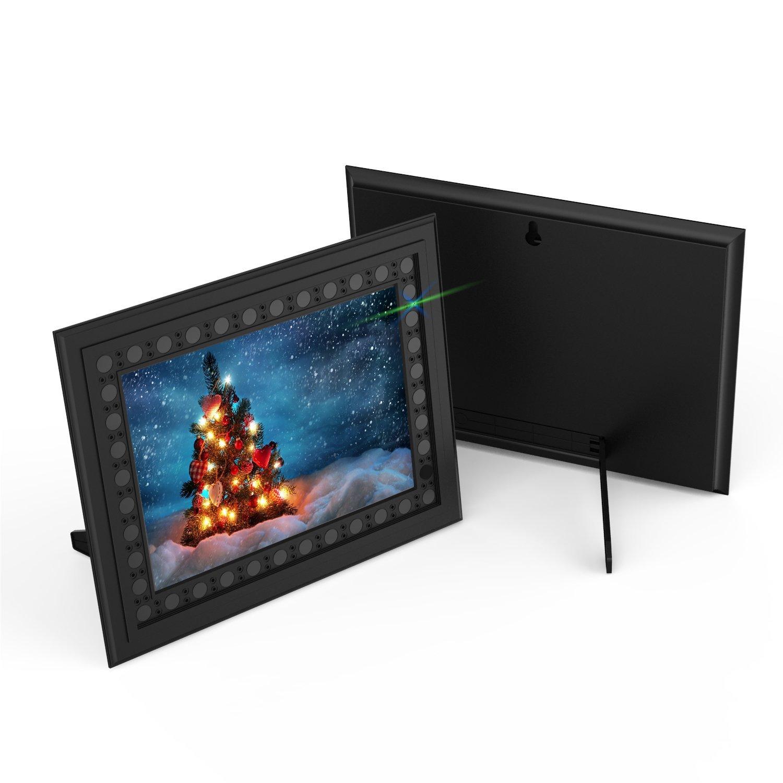 Conbrov T10 HD 720P Photo Frame Hidden Spy Camera Review