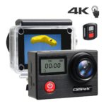 Campark X20 4K 20MP Touch Screen Action Camera Review